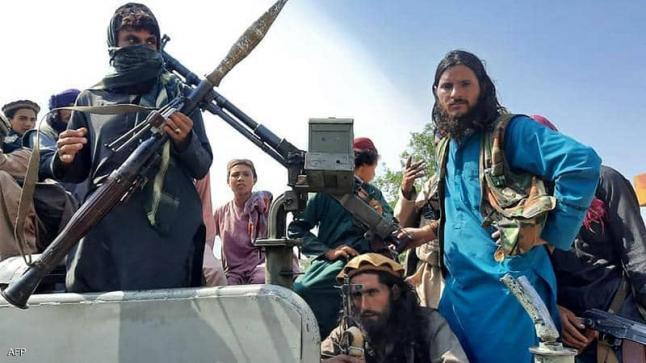 هروب جماعي بعد سيطرة طالبان على العاصمة الافغانية